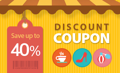 Online Discount Coupon