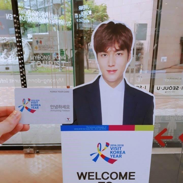 利用韓國旅遊交通卡 #到訪明洞旅遊諮詢中心