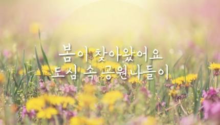 한국방문위원회가 추천하는 봄 나들이 장소
