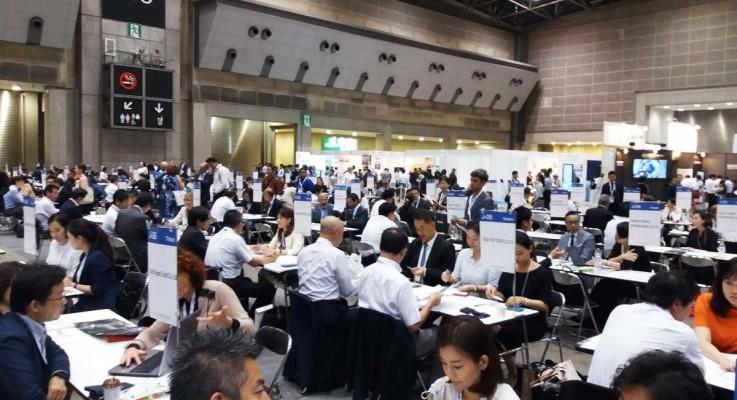 투어리즘 엑스포 JAPAN 연계 2016-2018 한국 방문의 해 홍보